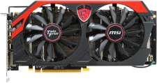 MSI AMD/ATI R9 270X GAMING 2G 2 GB GDDR5 Graphics Card