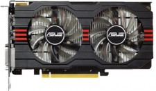 Asus AMD/ATI Radeon R7 250X 2 GB GDDR5 Graphics Card