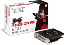 VTX3D AMD/ATI Radeon R9 270X 2 GB DDR5 Graphics Card