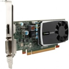 HP NVIDIA Nvidia Quadro 600 1 GB DDR3 Graphics Card