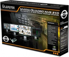 Leadtek NVIDIA Quadro NVS310 512 MB DDR3 Graphics Card