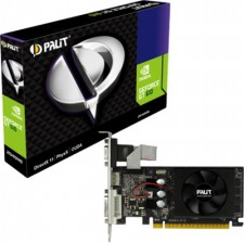 Palit NVIDIA GeForce GT 610 2 GB DDR3 Graphics Card